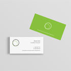 Business Card Mockup - PSD