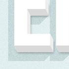 Flat Diagonal Shadow Text Effect