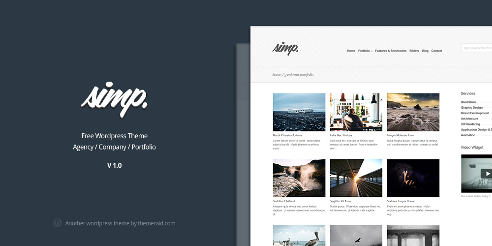 Simp free agency wordpress theme simp free agency wordpress theme maxwellsz