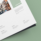 Free Psd Bi-Fold Brochure - 140