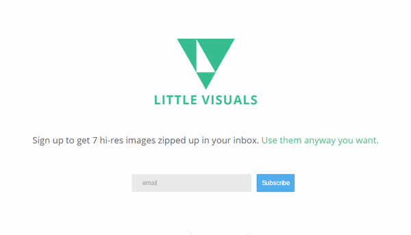 little visuals free photos