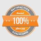 satisfaction badges