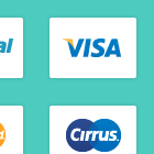 Credit Card Icons - free