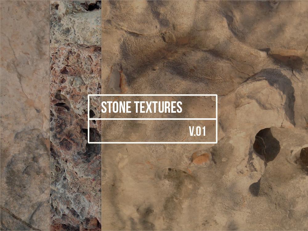 Stone Textures V01
