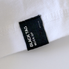 Black Tag Cloth Mockup